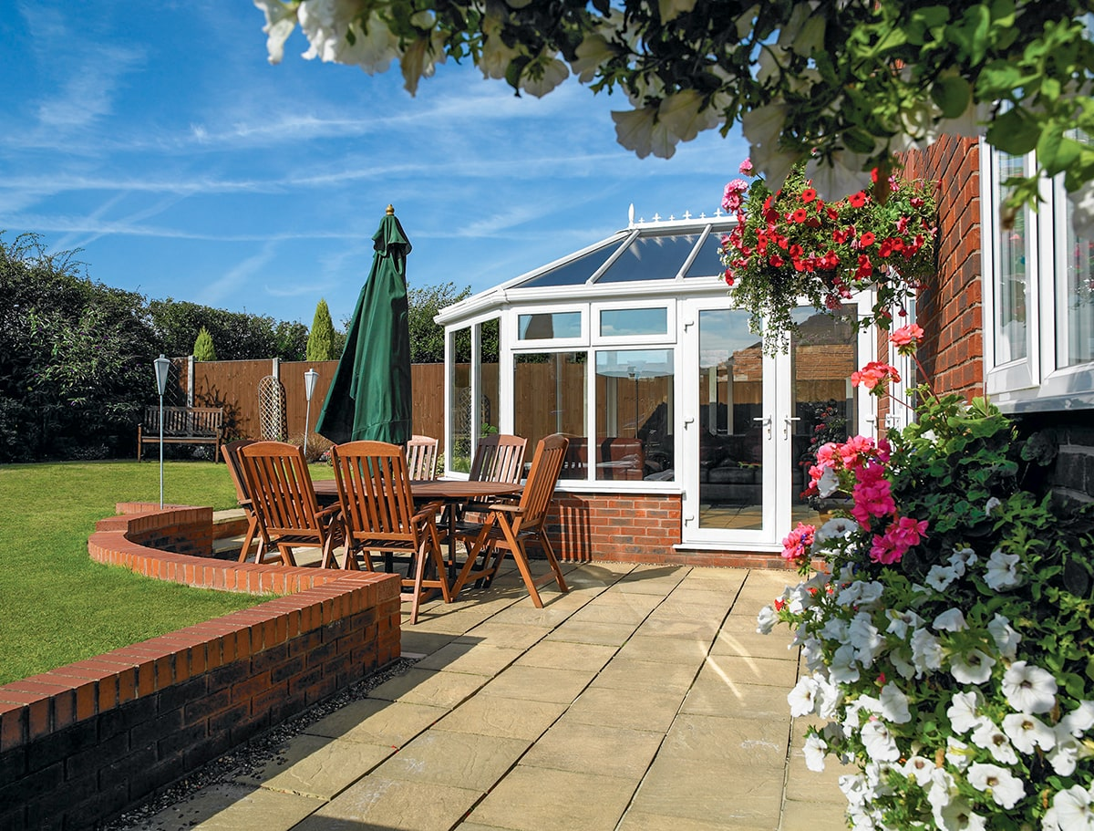 conservatories nottingham price